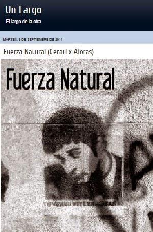 Gustavo Cerati x Aloras
