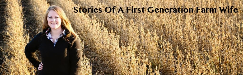 Stories of a First Generation Farm Wife