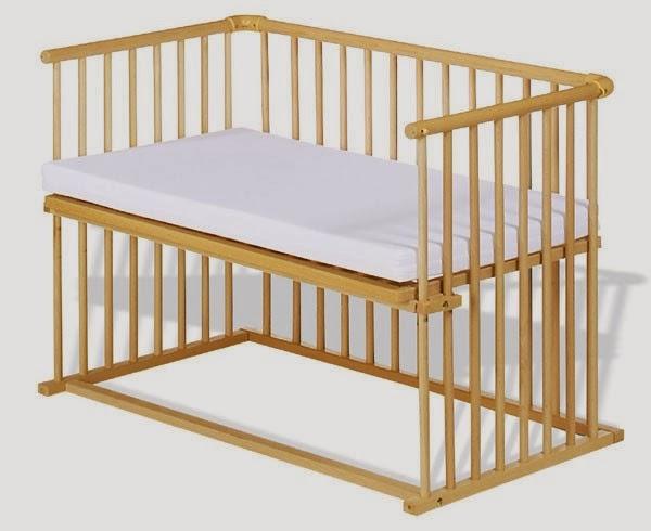 Cunas colecho - Cunas que se convierten en camas ...