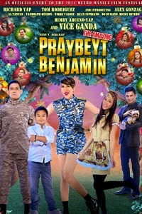 http://en.wikipedia.org/wiki/The_Amazing_Praybeyt_Benjamin