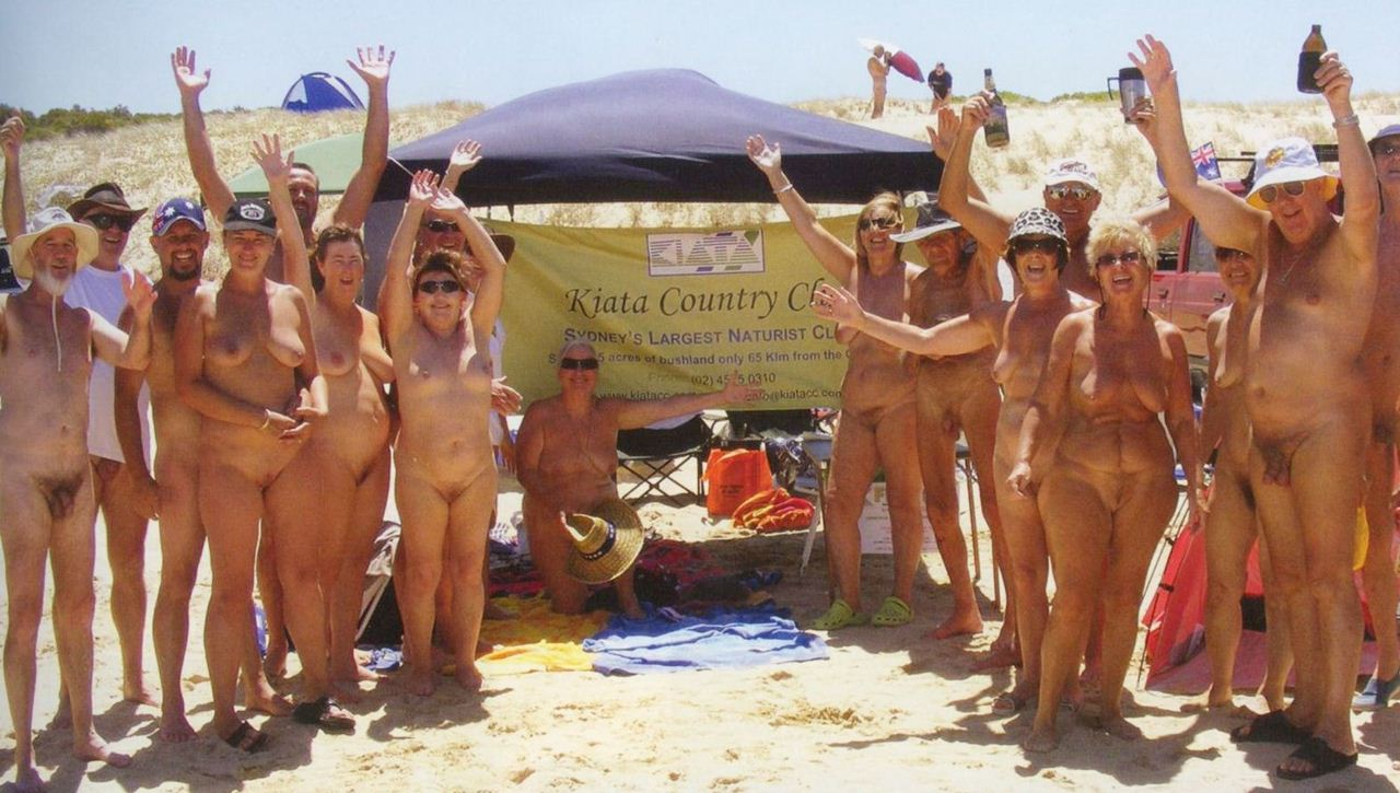 Naked Old Women On Nude Beaches