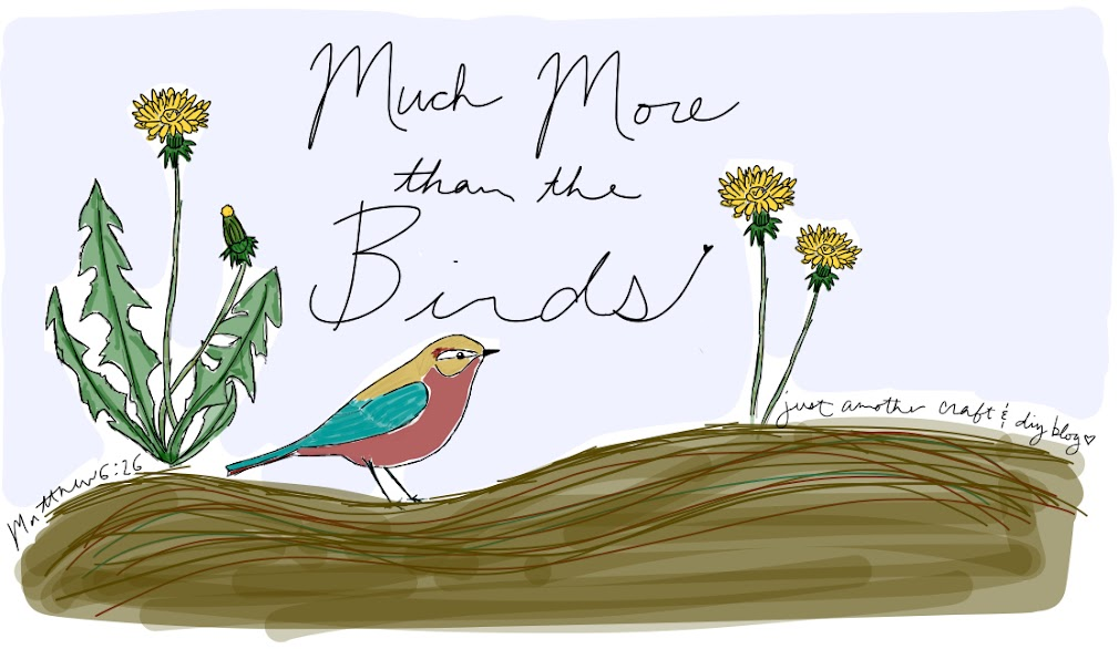 much more than the birds