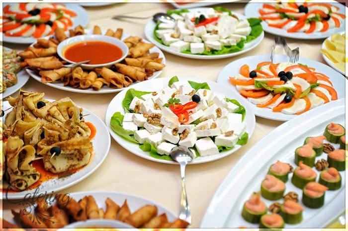 Dyd catering for Comida para invitados