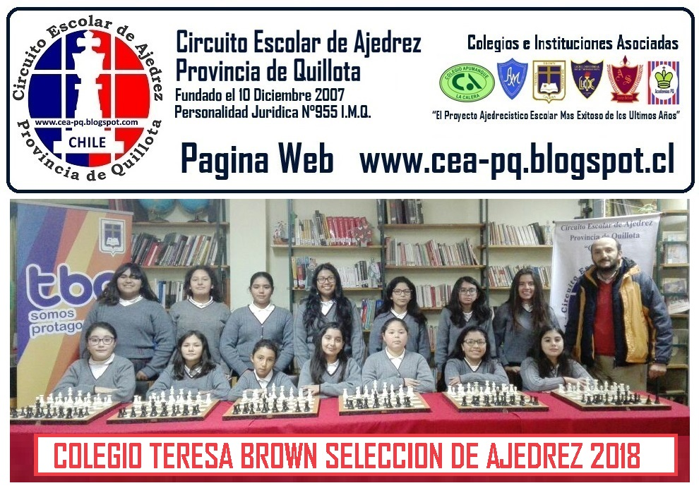 SELECCION TERESA BROWN