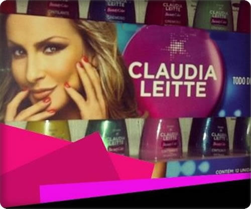 Esmaltes Claudia Leitte Beauty