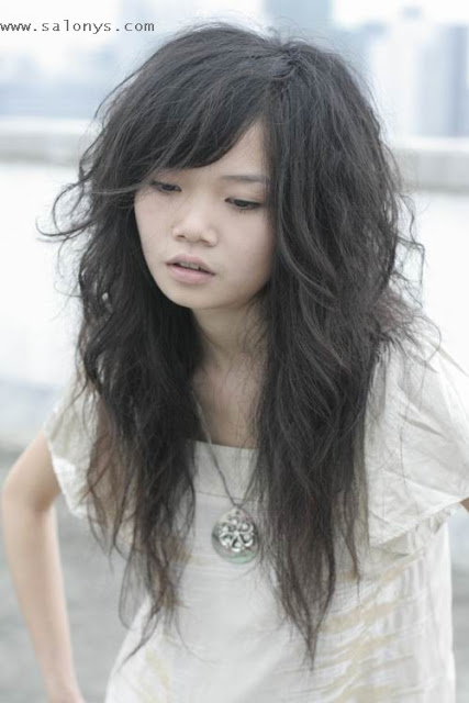 Hairstyles For Long Hair Asian Girl : Asian Hairstyles