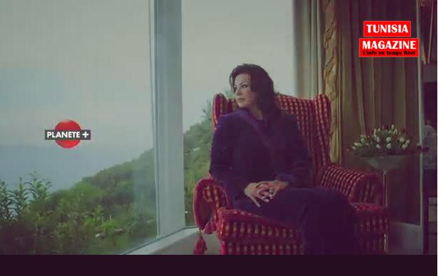 ليلى الطرابلسي في أول ظهور تلفزي