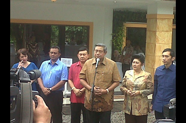 10 Tahun Belum Bertemu Mega, SBY: Tuhan Belum Izinkan