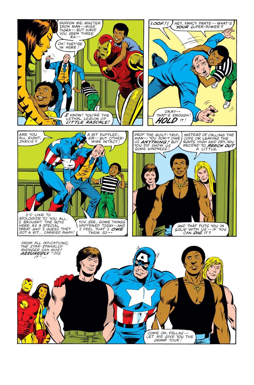 Captain America (1968) Issue #267 #182 - English 12