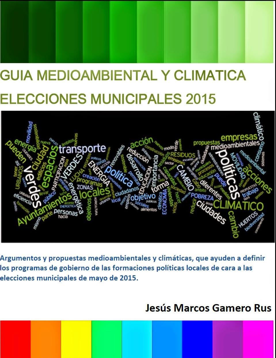 Guía Climática  2015 Elecciones Municipales