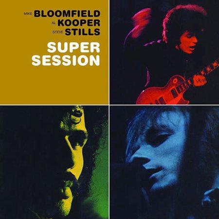 Al Kooper + Mike Bloomfield + Srephen Stills: Stop