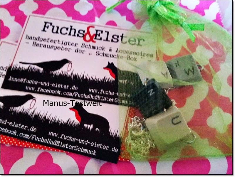 DaWanda Shop Fuchs&Elster