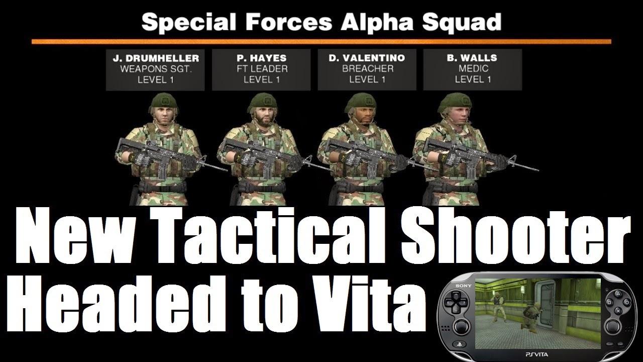 Vita için yeni bir taktik oyunu duyuruldu !