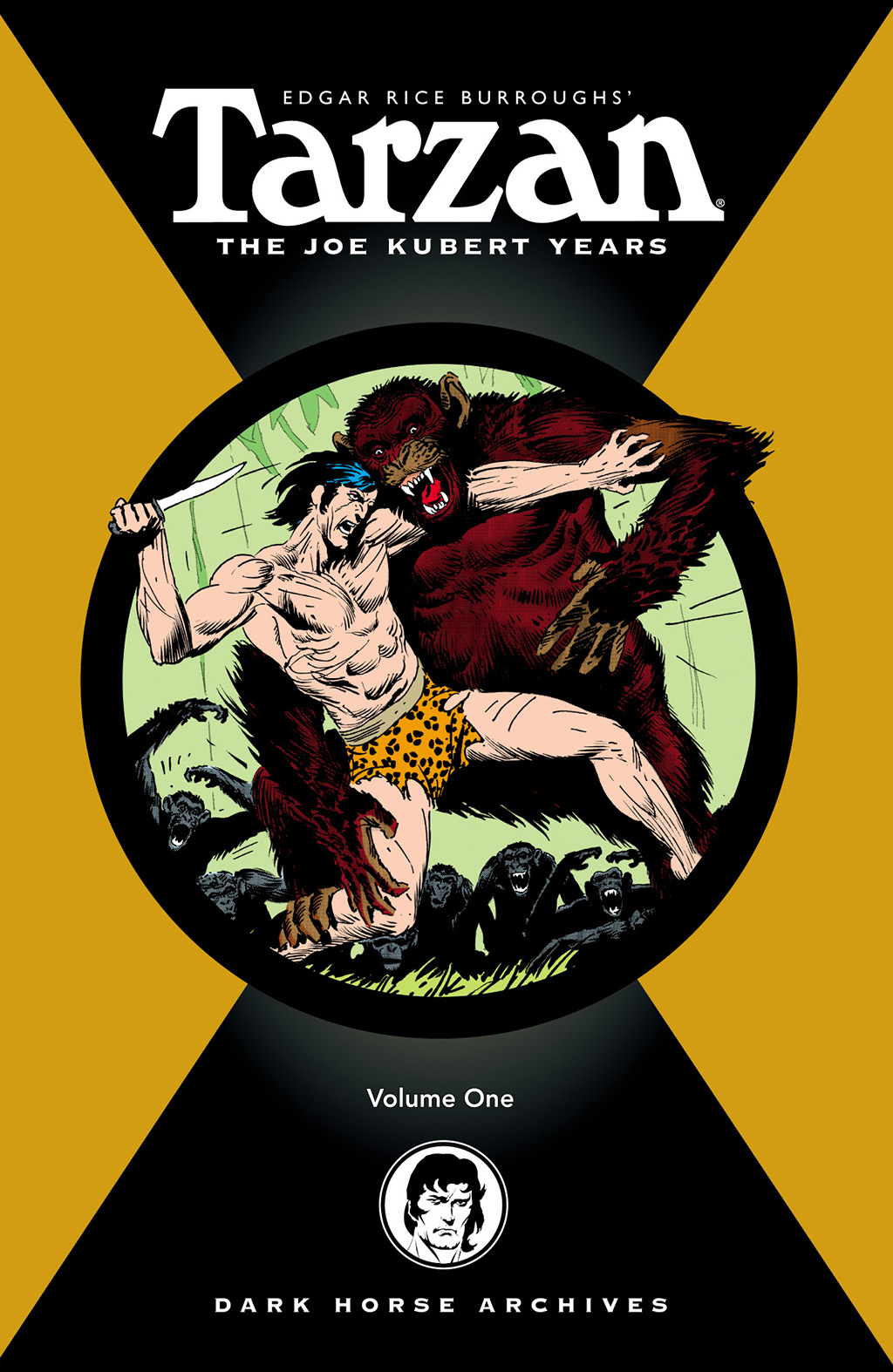 TARZAN ARCHIVES - The Joe Kubert Years (v1 - v3)