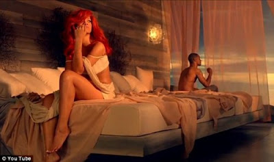 Rihanna California King Bed