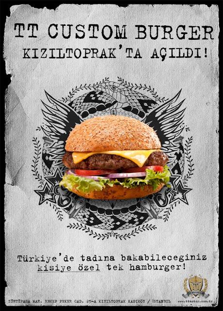 599227 10150756087127609 949262138 n Türkiyede tadına bakabileceğiniz kişiye özel tek hamburger!