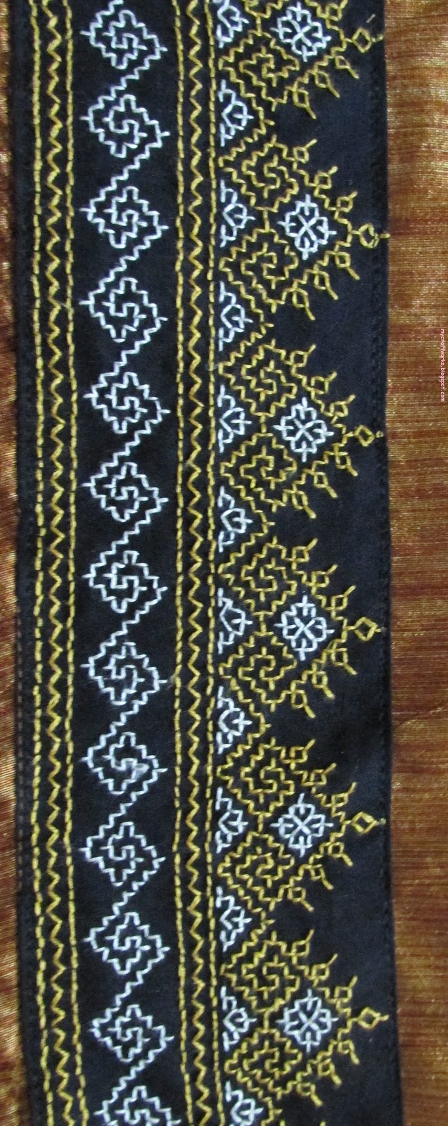 My Craft Works Kasuti Embroidery Tops