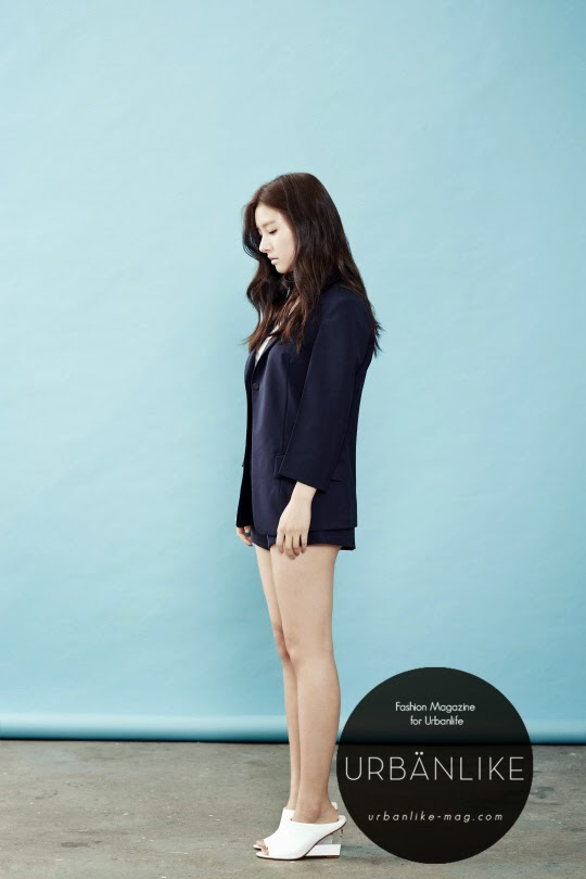 Kim So Eun - Urban Like June 2014