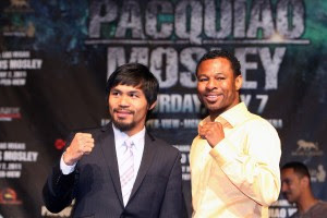 Pacquiao-Mosley Final Press Conference