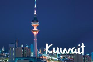 kuwait and dubai