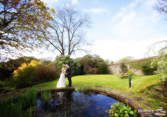 Horn of Plenty Devon wedding photographer