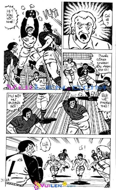 Jindodinho - Đường Dẫn Đến Khung Thành III  Tập 37 page 20 Congtruyen24h