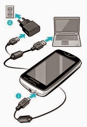 Pengisian baterai yang benar