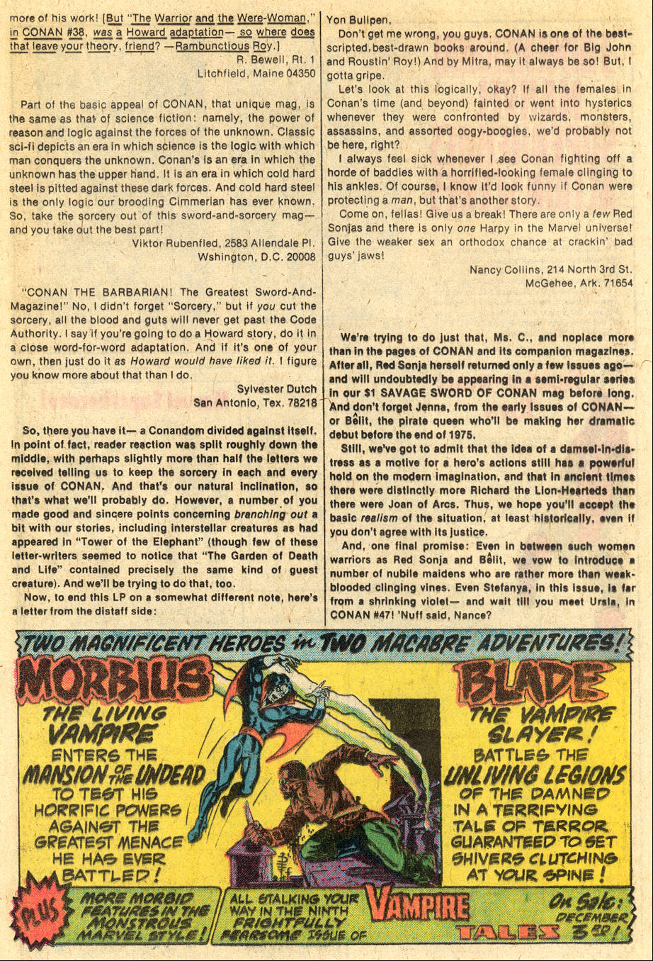 Conan the Barbarian (1970) Issue #46 #58 - English 23