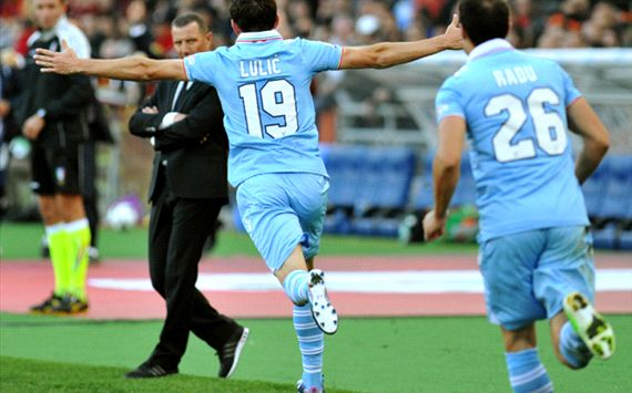 Hasil Pertandingan AS Roma VS Lazio 26 Mei 2013