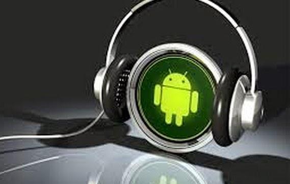pemutar android musik
