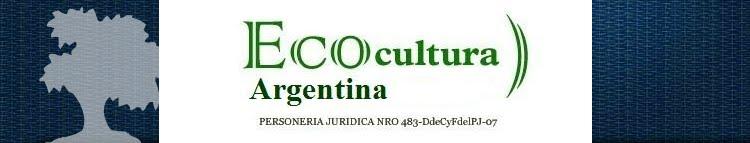 ECOCULTURA ARGENTINA