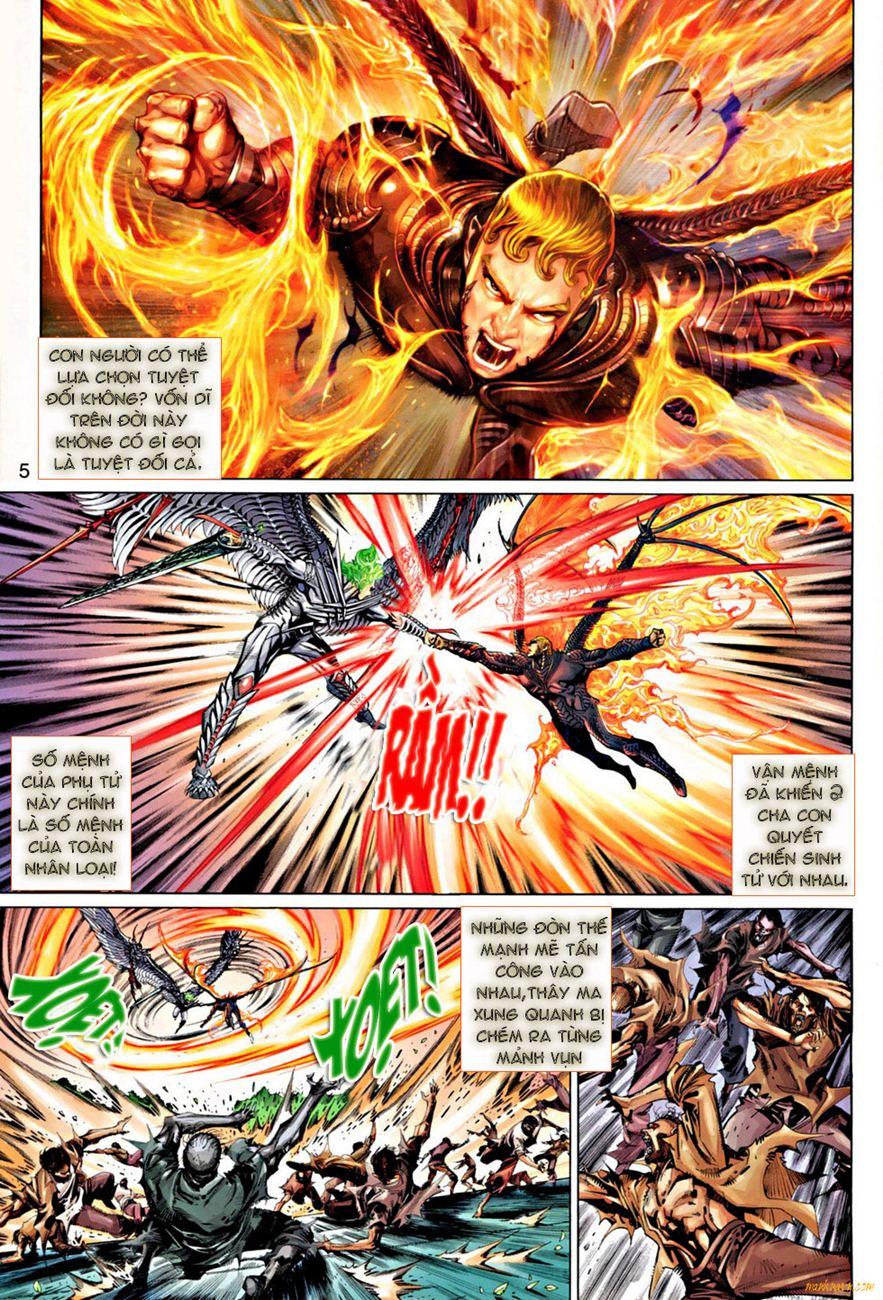 Thần Binh 4 chap 70 - Trang 5