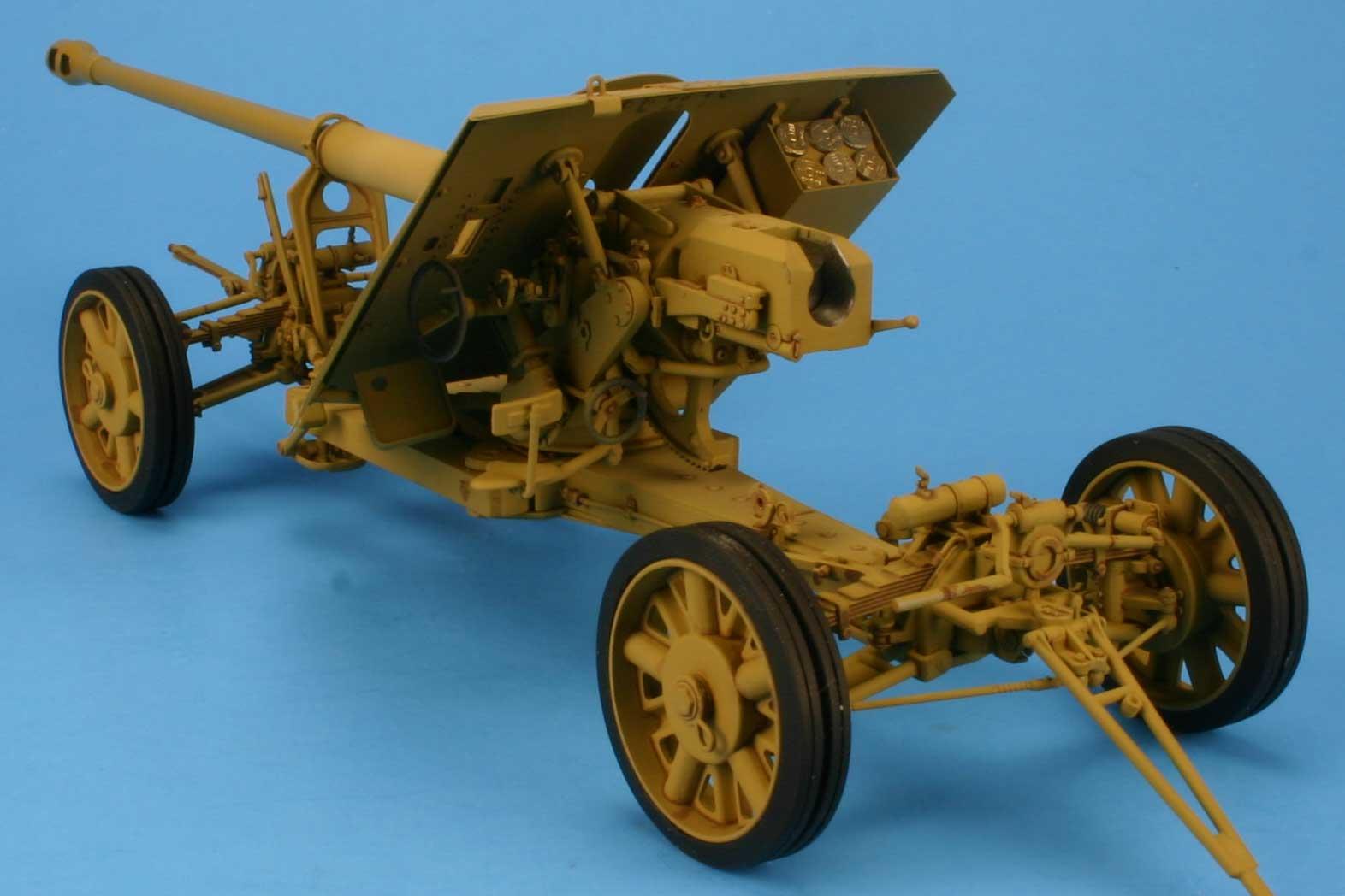 Houston armor club hac trumpeter 88mm pak 43