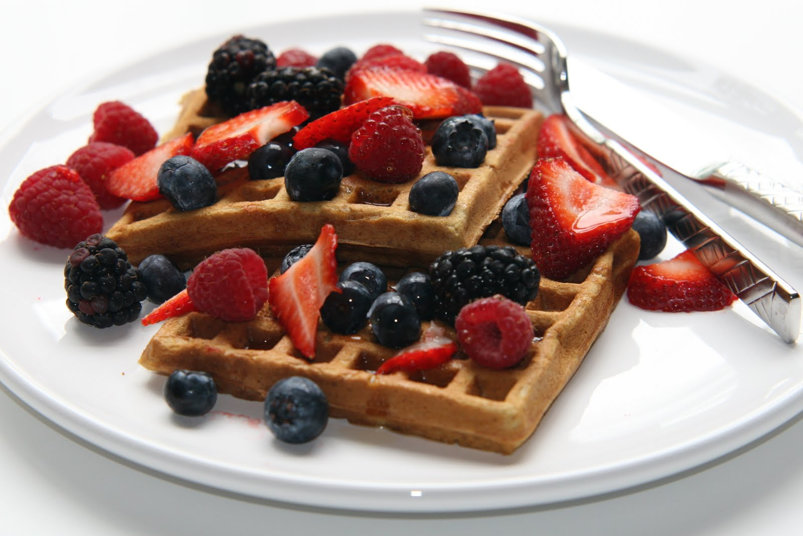 Multigrain Waffles Recipes — Dishmaps
