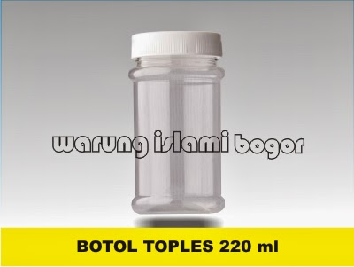 Jual Botol Toples