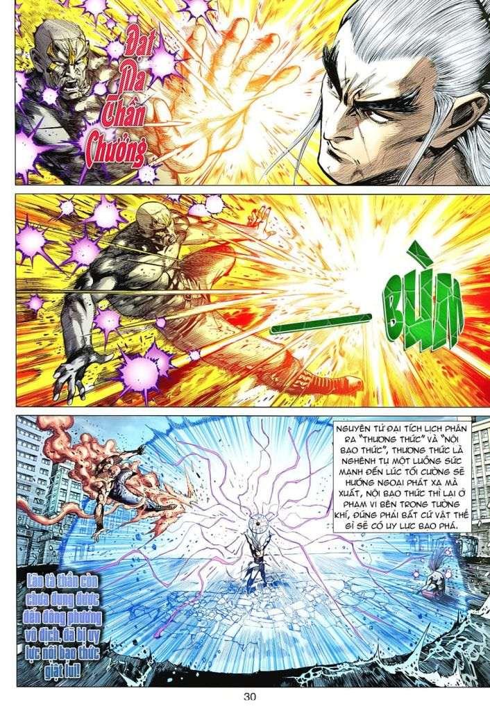 Hoả Vân Tà Thần II chap 99 - Trang 30