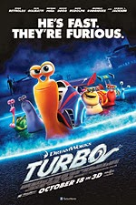 turbo - he's fast, they're furious