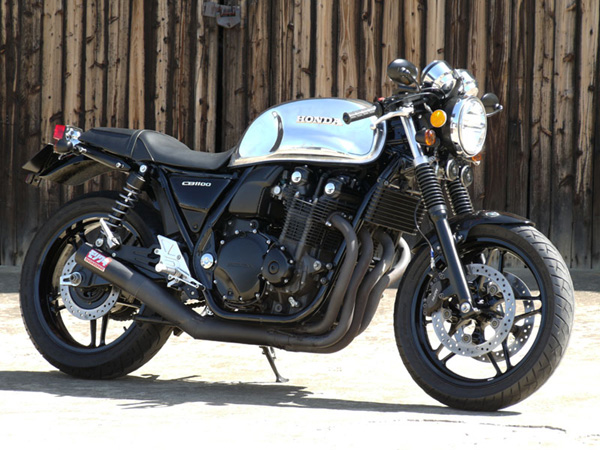 Honda CB 1100 Hakofugu Cafe 4 By White House Japan