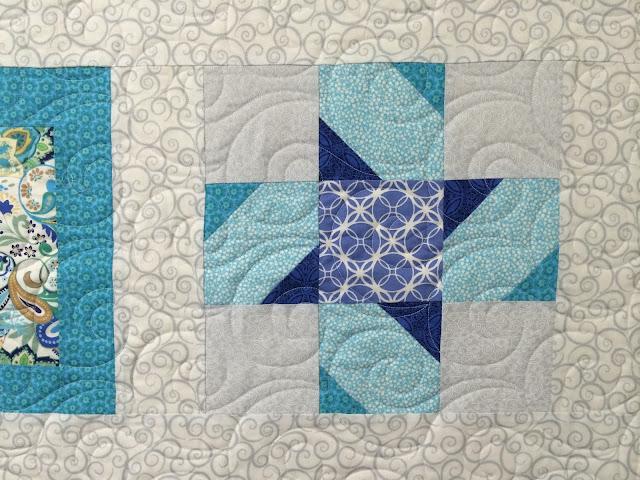 Kimberley Wodarz's Sampler Quilt