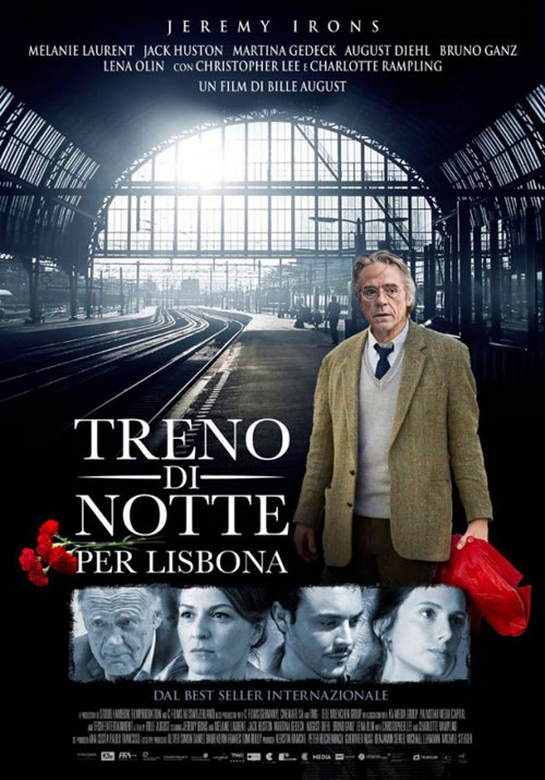 Nocny pociąg do Lizbony night train to Lisbon movie film
