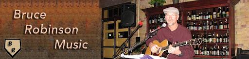 Bruce Robinson Music