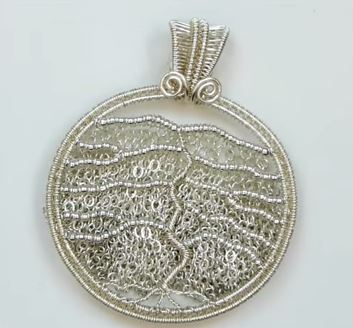 Amazing Tree of Life Jewelry Designs by CSL Designs ~ The Beading ...