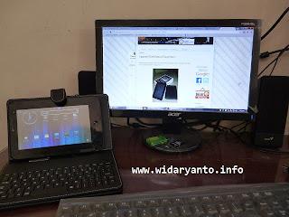 Cara Upgrade dan Install Ulang Tablet Android ePad 2 Ersys