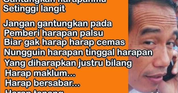Mop Jokowi 2015 ~ Cerita Humor Lucu Kocak Gokil Terbaru ala Indonesia