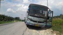 Segera Periksa BUS INTRA Tujuan Siantar-Jambi