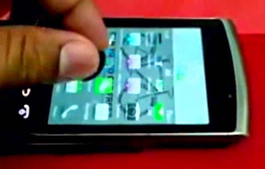 Cara Mengetahui Batu Bacan Keaslian dengan Ponsel Touchscreen