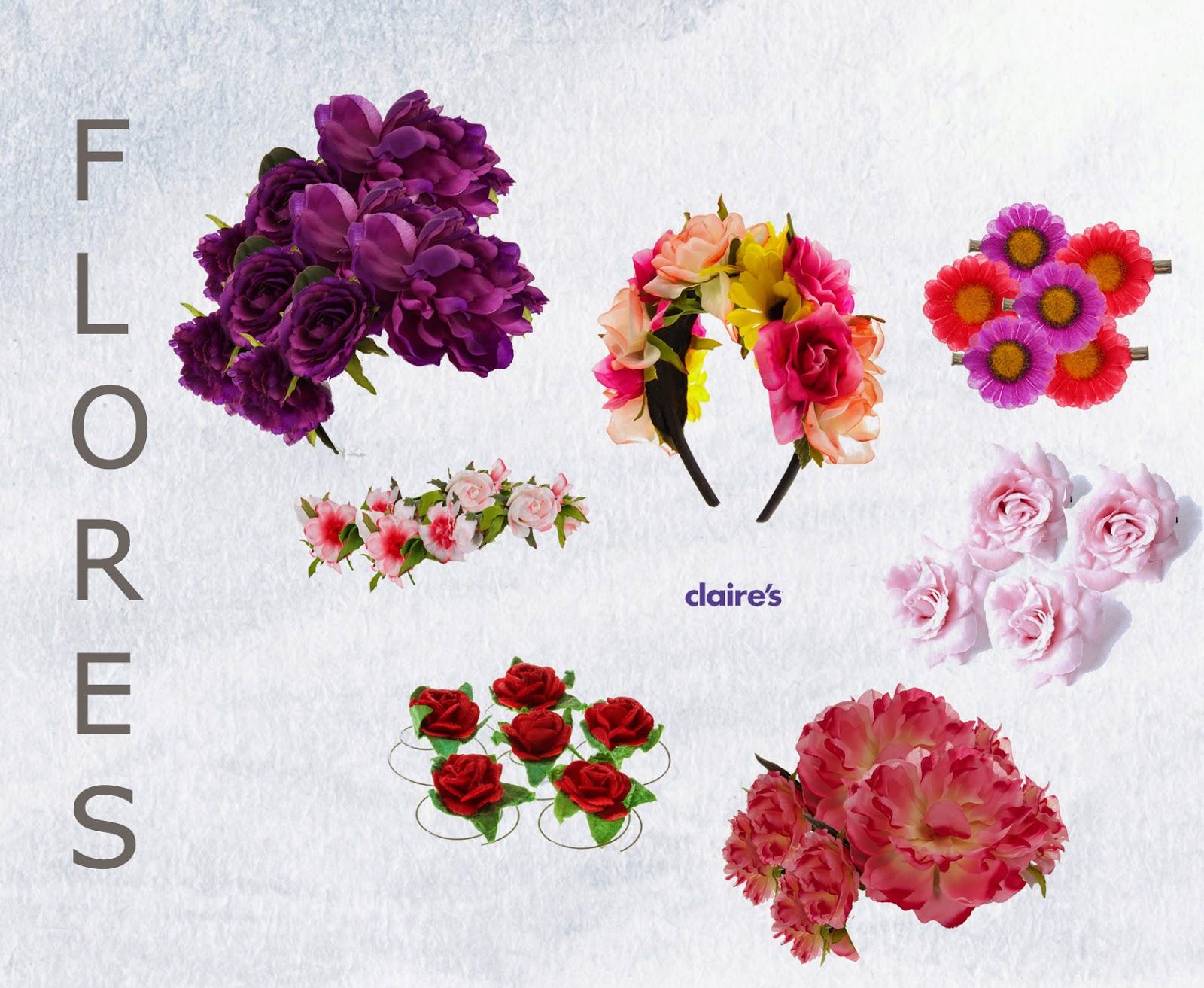 Flores pelo Claires