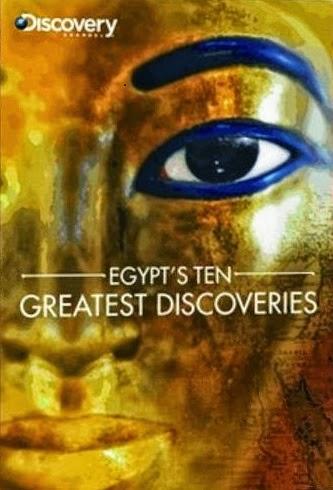 As 10 Maiores Descobertas do Egito Antigo – Dublado
