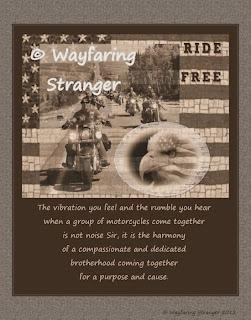 Ride Free Poster version 1