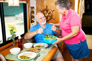 Healthy RV Lifestyle: Eat healthy on the go